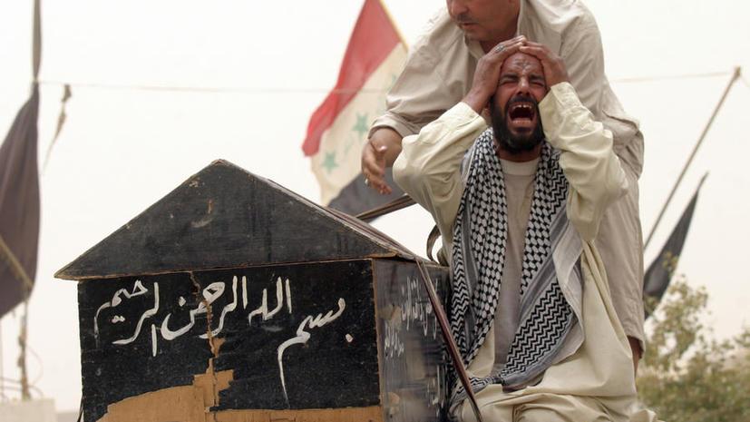 Доклад ООН: противостояние в Ираке набирает силу – более 1 тыс. погибших за месяц