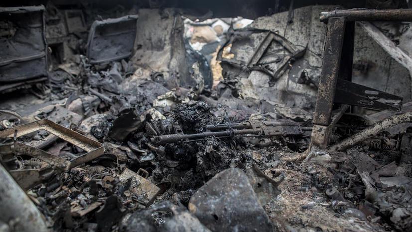 СМИ: Украинские военные оказались в окружении под Изварино