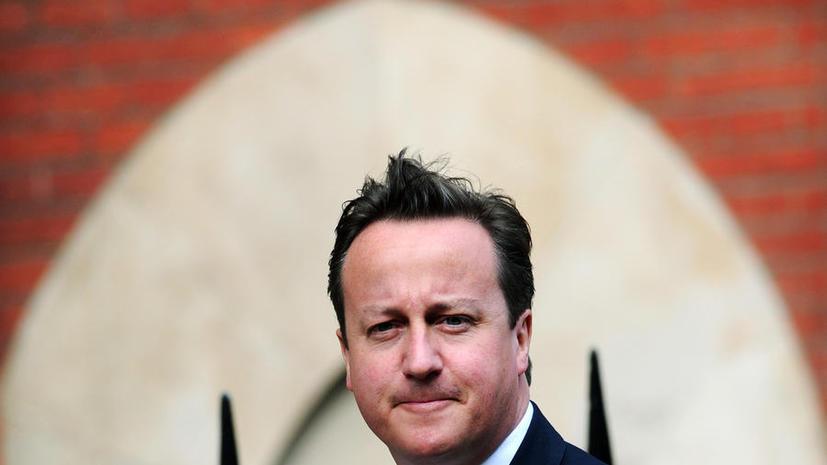 Дэвид Кэмерон: Я хочу быть Гарри Поттером