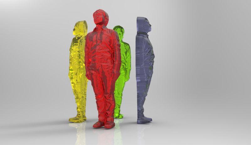 Мармеладный 3D-мужик - лучший подарок для японской женщины
