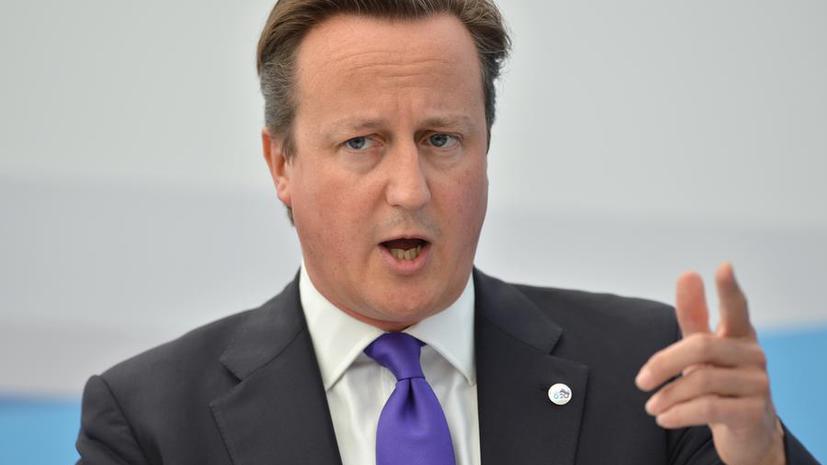 СМИ: Дэвид Кэмерон потребовал от MI5 найти российских разведчиков в Лондоне