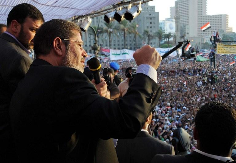 Новый фараон Египта: Мохаммед Мурси запретил судам оспаривать его решения