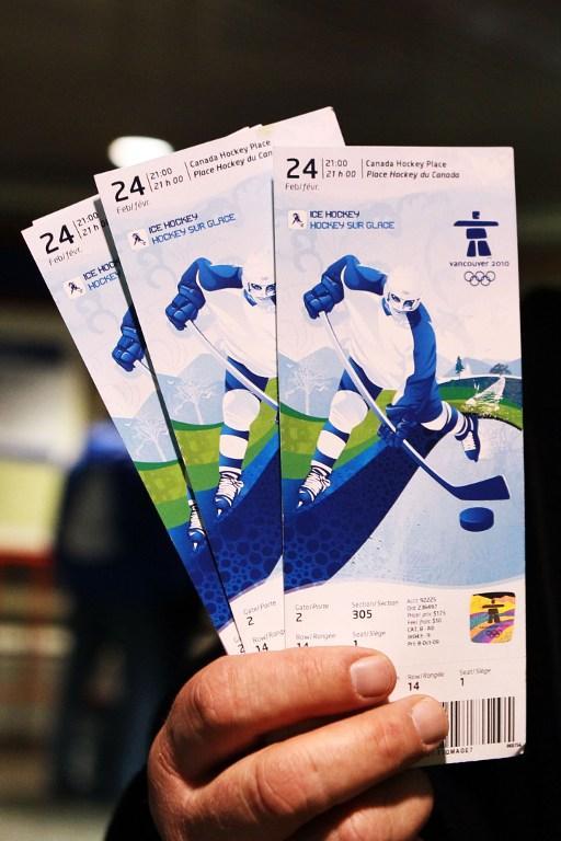Билеты на Олимпиаду в Сочи расходятся мгновенно