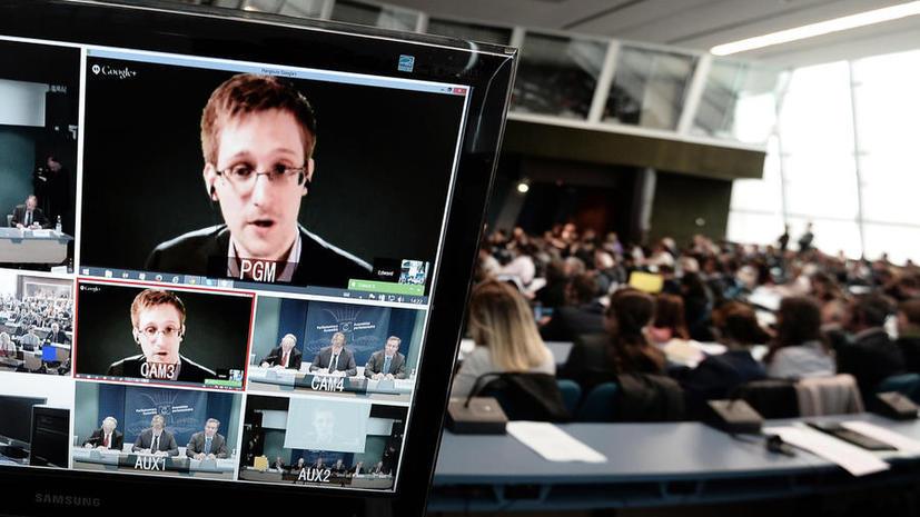 Швейцария не экстрадирует Сноудена, если он даст показания против АНБ
