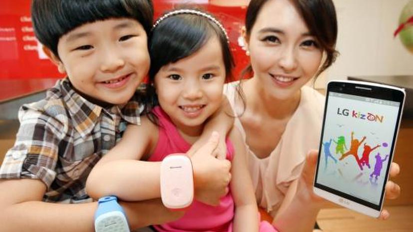В Южной Корее появится устройство, которое позволит родителям следить за детьми