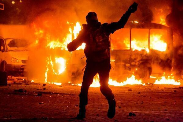 Эксперты: Причина столкновений в Киеве - исчерпание смысла протеста на Майдане