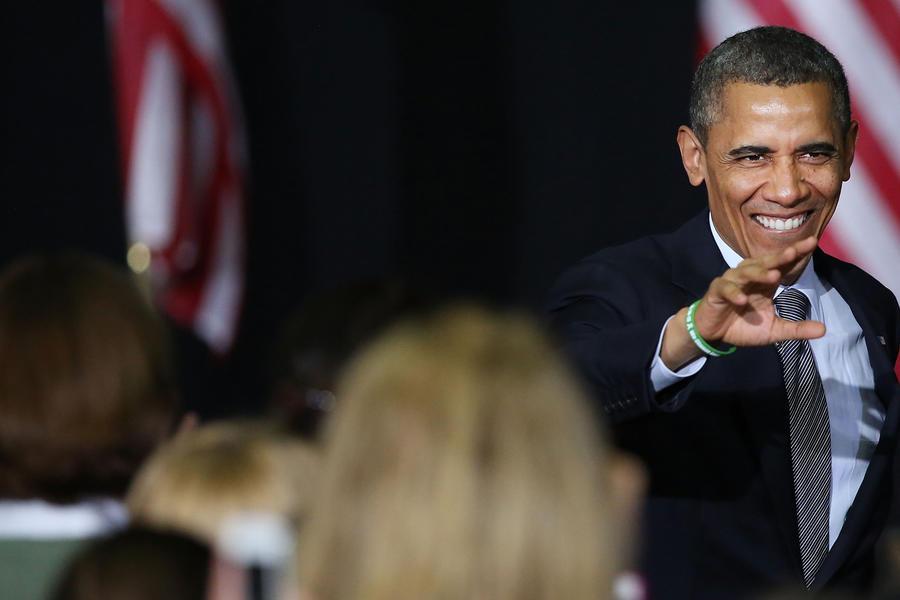 Обама подписал план секвестра на 2014 фискальный год