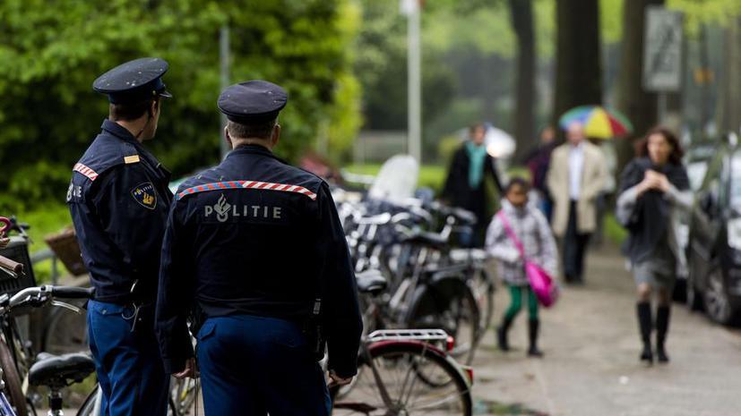 В Голландии арестовали подозреваемого в ограблении квартиры сотрудника российского посольства