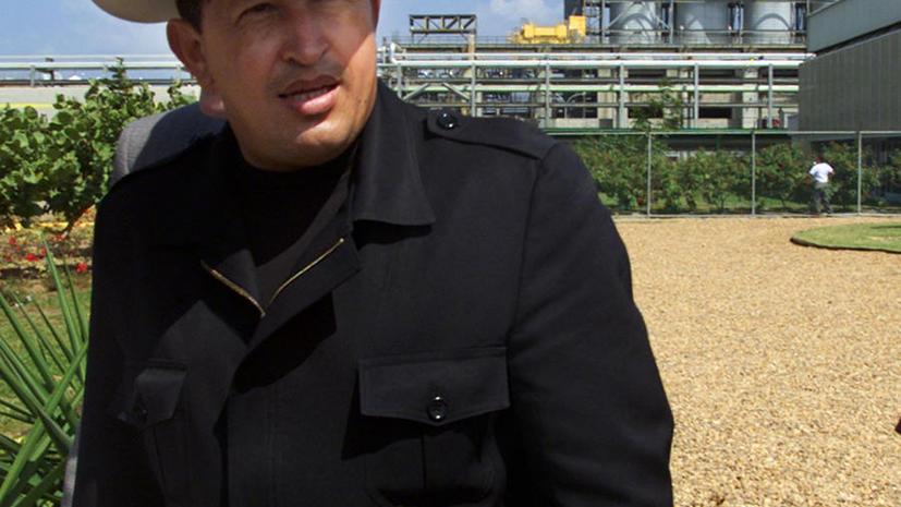 Смерть Уго Чавеса плохо скажется на экспорте нефти