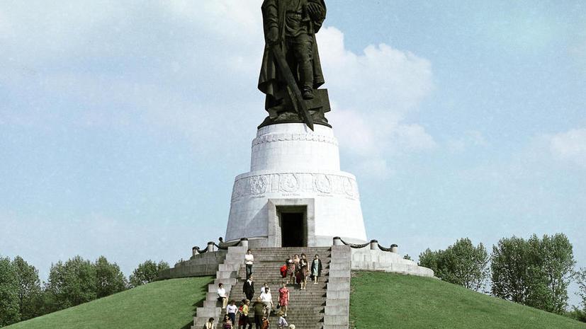 Скончался ветеран, подаривший своё лицо памятнику Воину-освободителю