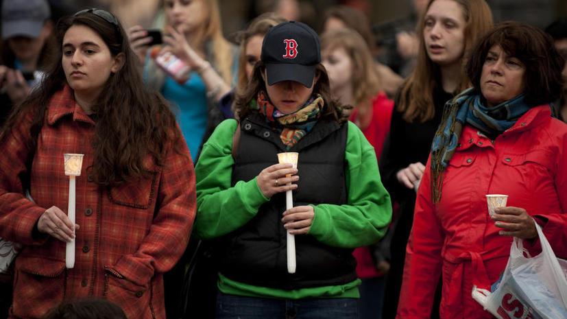 Одной из погибших в Бостоне была китайская студентка