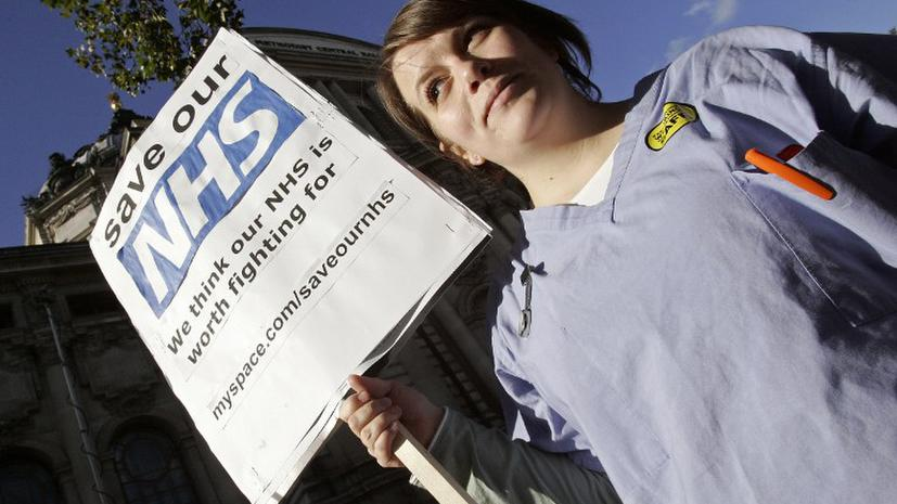 В британской системе здравоохранения процветает халатность