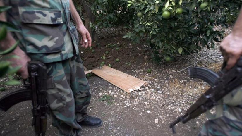 Израильские ВВС нанесли удар по территории Ливана