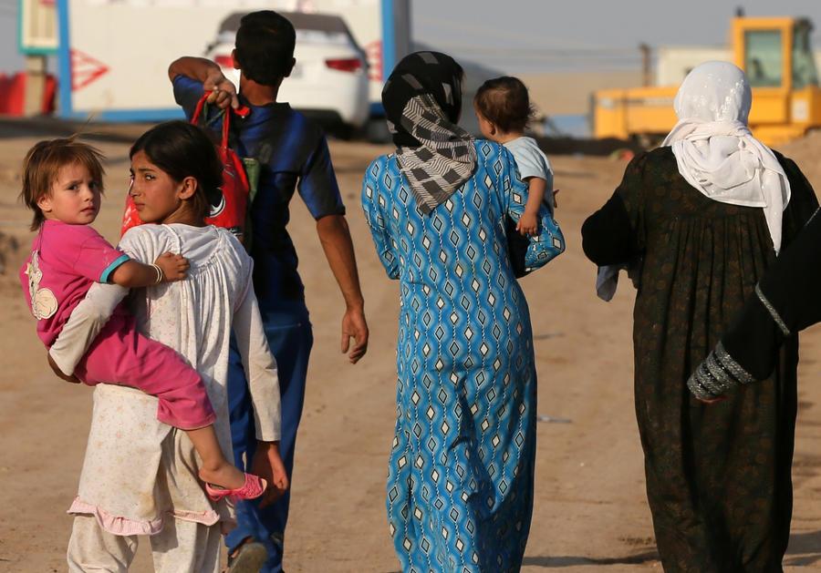 Более 10 тысяч  христиан бежали от боевиков из города на севере Ирака