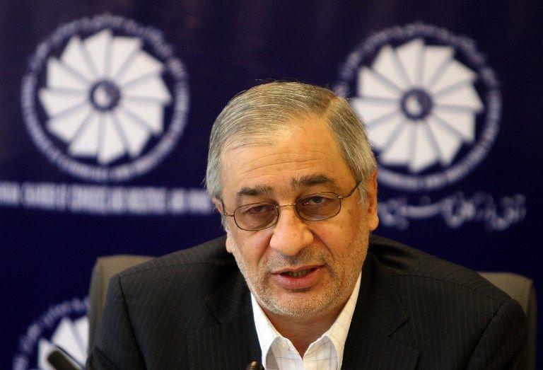 Пассажиром, которого задержали в Германии с чеком на $70 млн, оказался экс-министр финансов Ирана