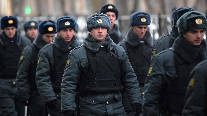Опрос: Уровень доверия россиян к полиции повысился