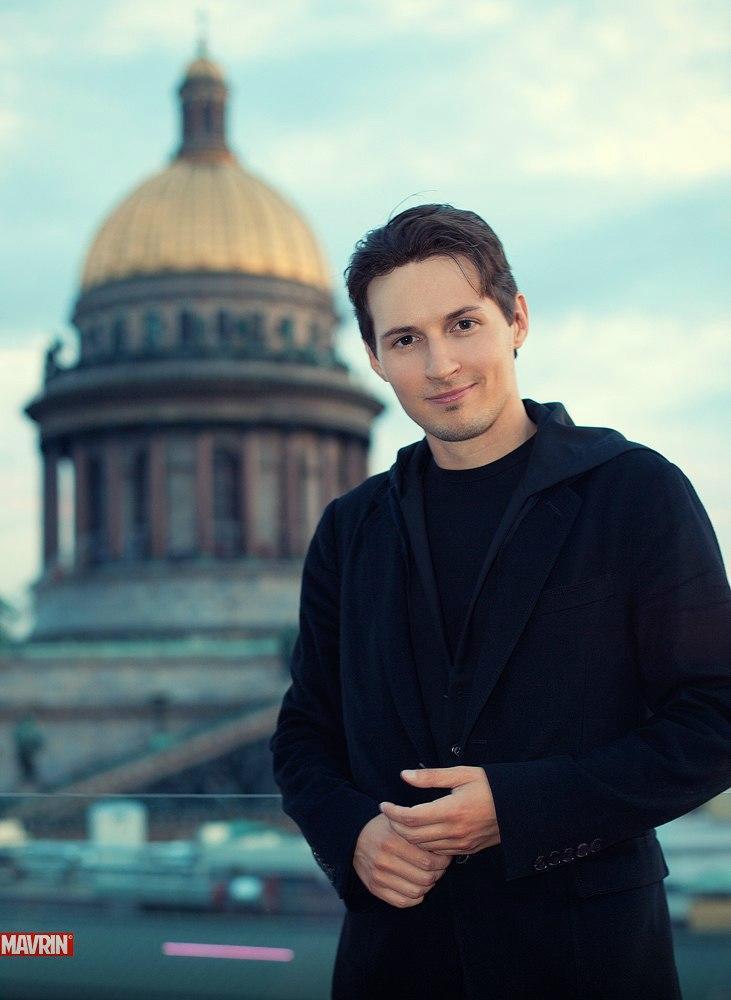 Основатель «ВКонтакте» не покидал России