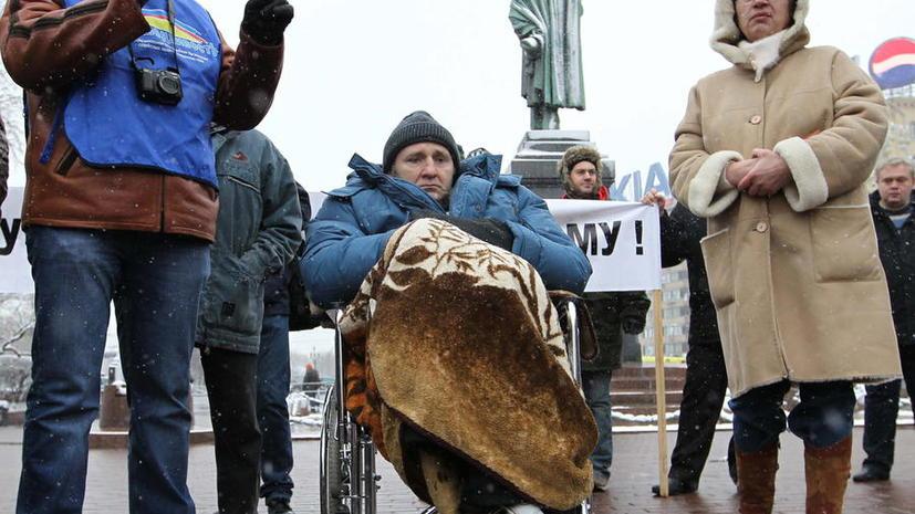 Госдеп попросил Россию «удвоить усилия» по поиску напавших на Бекетова в 2008 году
