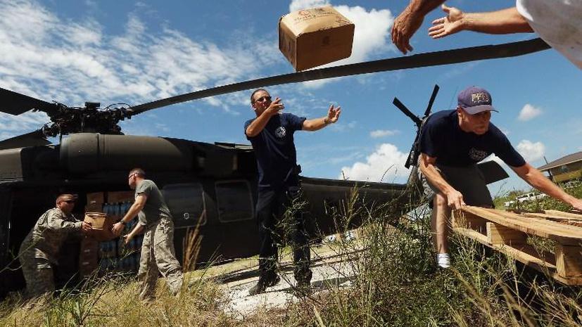 Пентагон отправит на Украину каски, палатки и установки для очистки воды