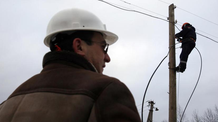 С трассы, построенной к саммиту АТЭС, украли 16 километров кабеля
