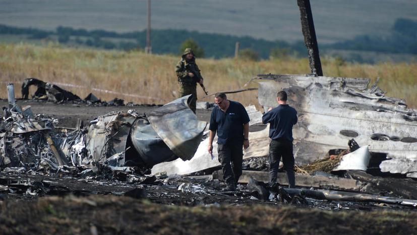 The Washington Post: Жители Донбасса не согласны с украинской версией крушения Boeing 777