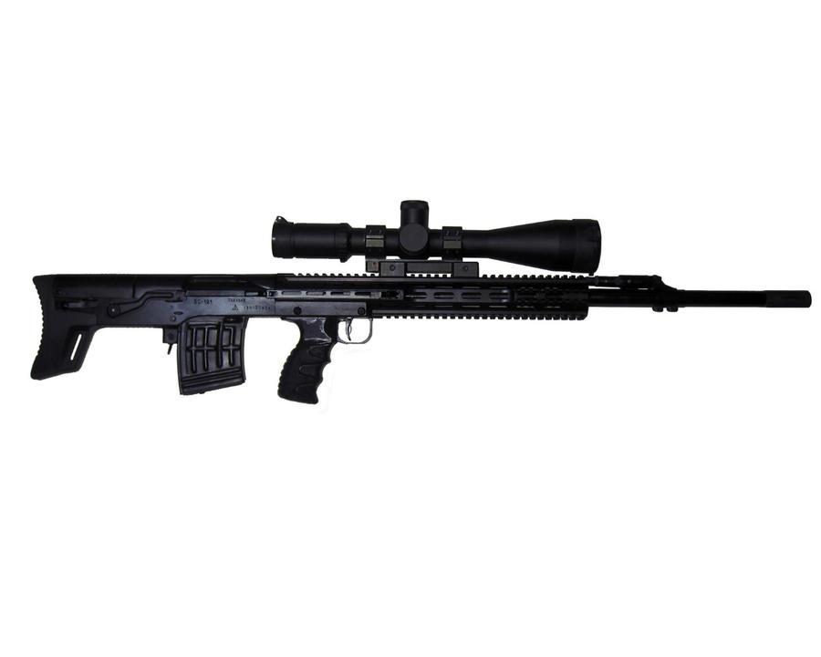 «Ижмаш» представил новую снайперскую винтовку