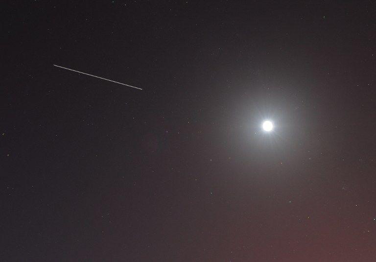 Калифорнийцы уверены, что тоже видели метеорит