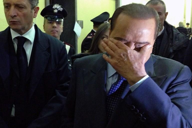 Прокуратура потребовала приговорить Сильвио Берлускони к 6 годам по «делу Руби»