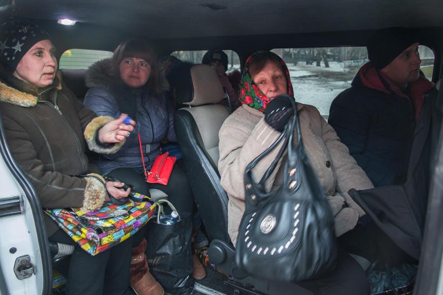 СМИ: Украинцы плохо относятся к «ненадёжным» беженцам с востока страны