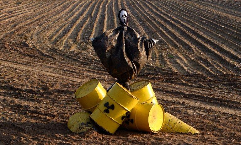 В США годами игнорируют утечку ядерных отходов