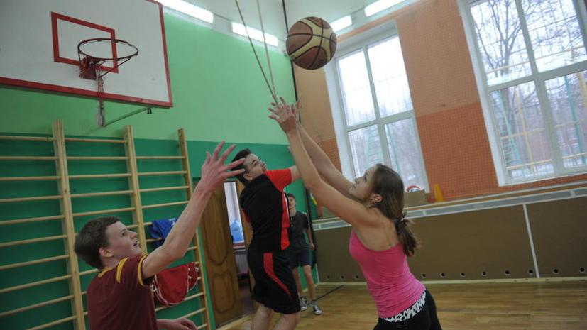 Школьные спортзалы станут фитнес-клубами