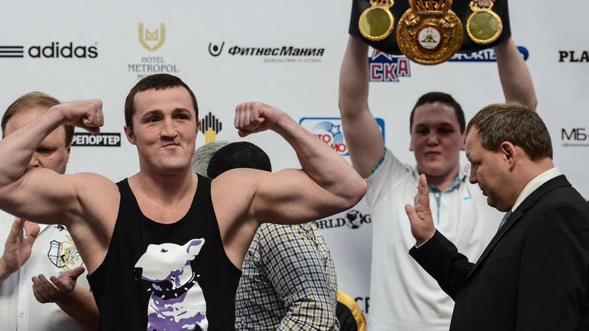 Денис Лебедев и Александр Поветкин готовятся к защите своих чемпионских титулов WBA