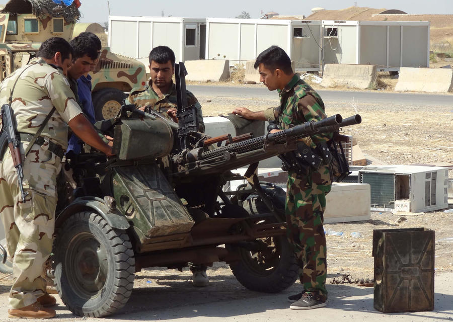 Израиль: Дезинтеграция в Ираке может привести к возникновению независимого государства курдов