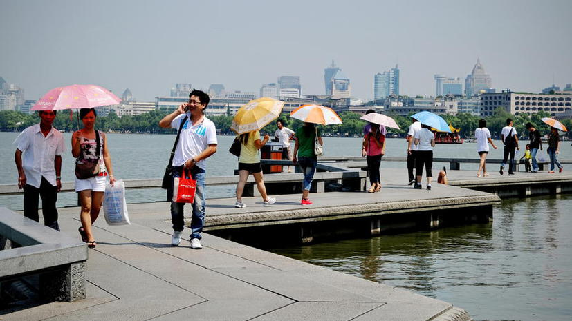 Китайская провинция заплатит 40 тыс евро тому, кто привлечет в город туристов при помощи Twitter