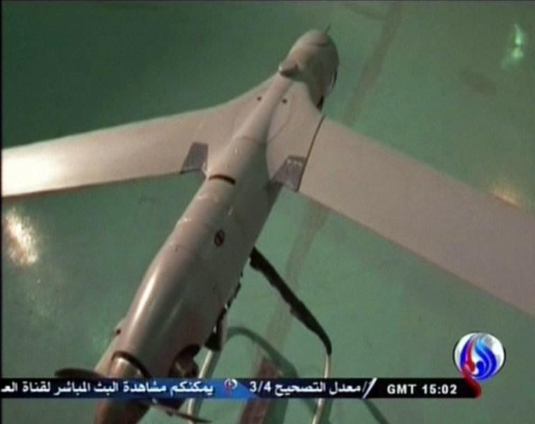 Иранские хакеры «взломали» начинку американского беспилотника