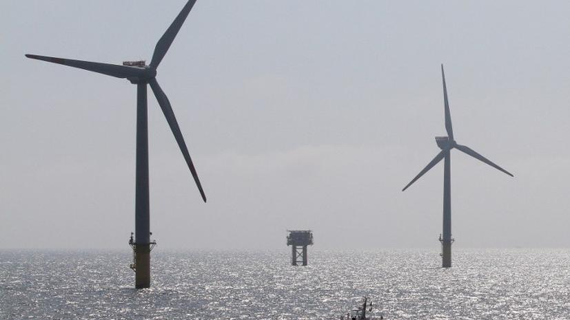 Бельгия построит в Северном море искусственный остров