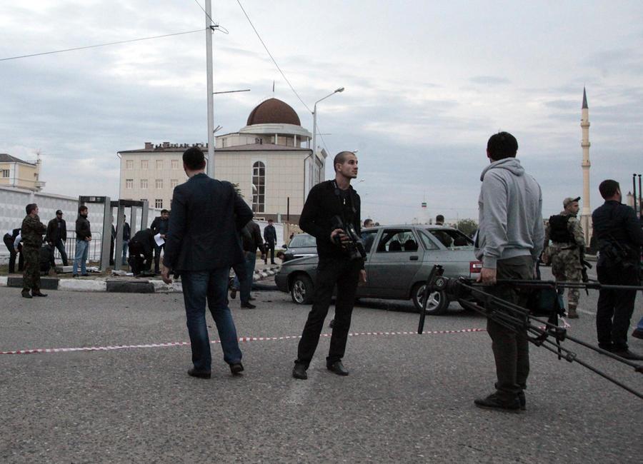 Ликвидирован организатор теракта в Грозном 5 октября