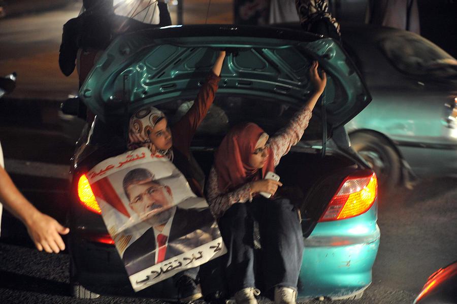 Обама отправит в Египет двух сенаторов-миротворцев