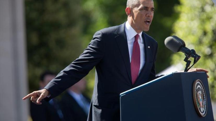 Барак Обама вновь поставил в один ряд Россию и вирус Эбола