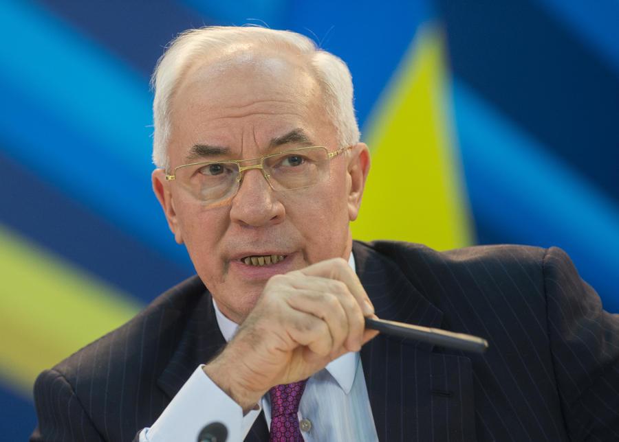 Премьер-министр Украины поручил МВД расследовать преступления, совершённые на «евромайдане»