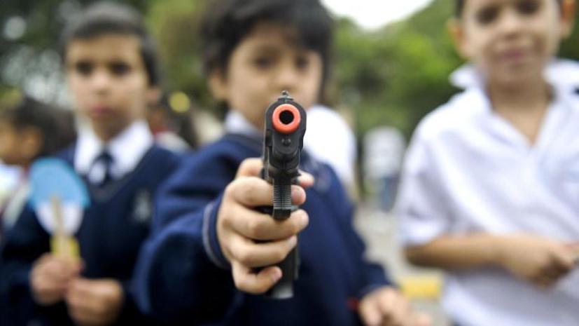 Американские журналисты выдали, в каких школах нет охраны