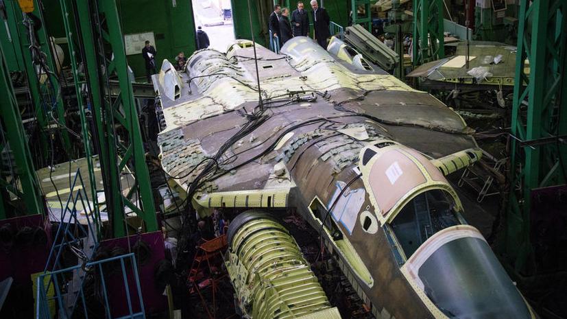 Хирургическая точность: российский истребитель пятого поколения получит корректируемые боеприпасы