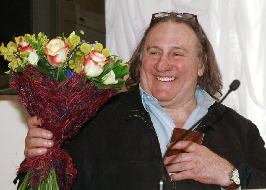 Немецкий телеканал: Жерара Депардье не заботит судьба людей, проживающих в Чечне