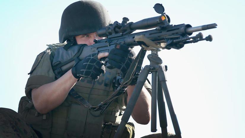 Полиция штата будет охранять город Фергюсон, где из-за убийства афроамериканца вспыхнули беспорядки