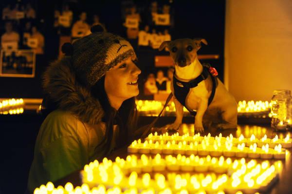 В Ирландии 80 тыс. человек собрались на акцию поддержки родственников самоубийц