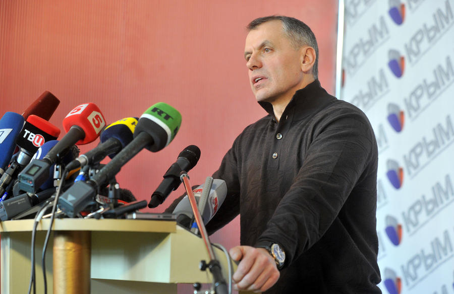 Верховный совет Крыма: На референдум будет выноситься только вопрос о расширении полномочий автономии
