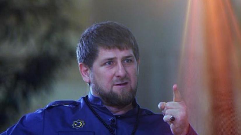 Кадыров отреагировал на обращение украинского националиста к Доку Умарову