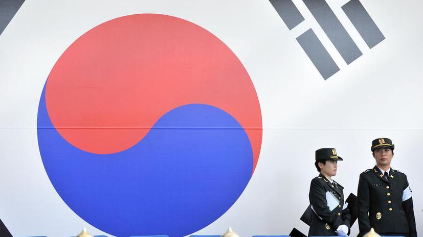 Новый глава южнокорейского МИД отменил пресс-конференцию из-за сексуального скандала