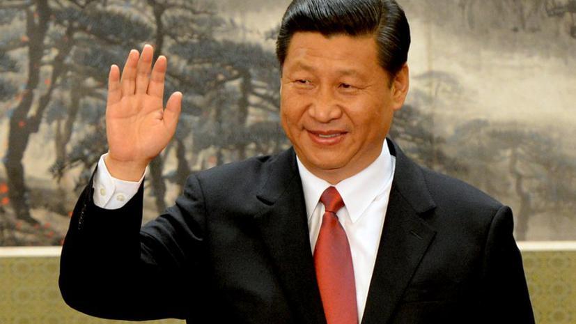 Новым главой китайской компартии стал Си Цзиньпин