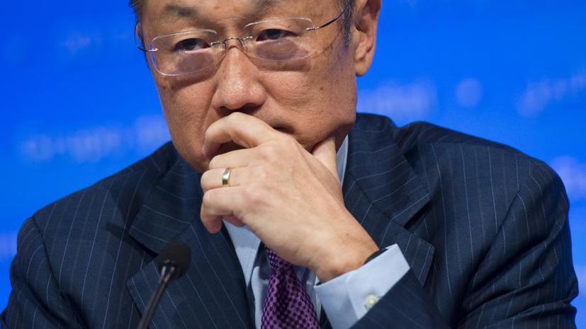 Президент Всемирного банка: Бюджетный кризис в США несёт огромную угрозу для мировой конъюнктуры